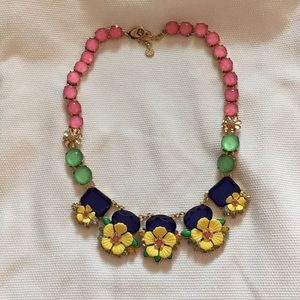 Statement formal necklace